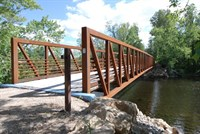 Click to view album: Steel Pedestrian Bridges