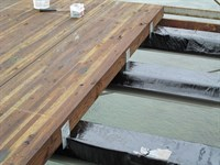 Click to view album: NY Timber Deck Rehab